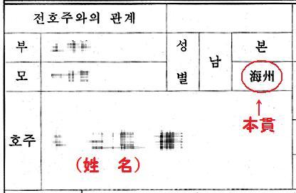 韓国の苗字もおもしろい - 日韓恋愛 ちょいヌナ日記