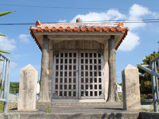 ザズンの殿,玉城,沖縄,史跡