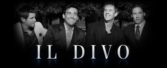 「IL DIVO」来日公演