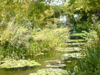 もう一つの「モネの庭」