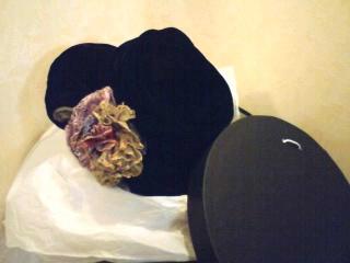ハプスブルク家物語より<フェリペ2世>とお帽子