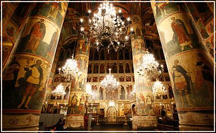 クレムリンの大聖堂