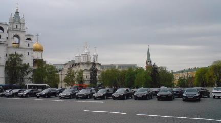 だから、再びモスクワへ