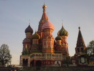 モスクワ旅行記の終わりに