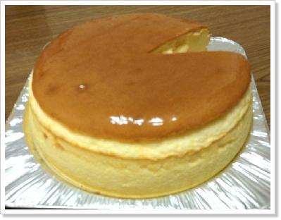 北泉のチーズケーキ