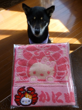 かに道楽キティ3