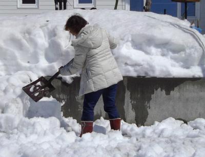豆福、雪割中