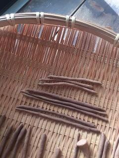 手作りお線香3