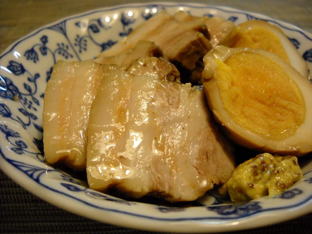 豚バラ煮豚