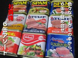 ポーク缶(ポークランチョンミート)
